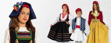 traditional costumes paradosiakes stoles ellinikes