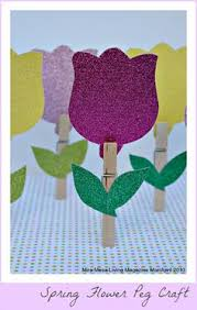 Making Flowers Out Of Tissue Paper For Kids - spring crafts for kids make tulips out of toilet paper rolls and
