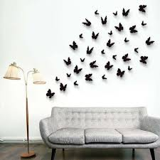 Low Cost Wall Decor 38 Best 3d Vlinders Images On Pinterest Butterfly Wall Stickers