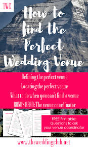 Perfect Wedding Planner The Wedding Club The Ultimate Online Wedding Guide