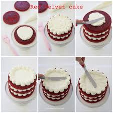 torta red velvet recipe red velvet tutorials and cake