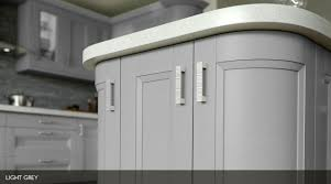 chamfered shaker painted our kitchens sheraton kitchens
