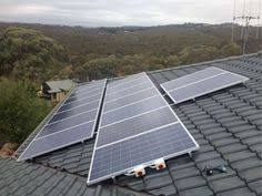 solar panels on the roof in valley by solar alliance of