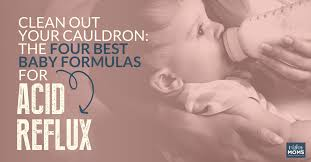 Similac Total Comfort For Constipation Clean Out Your Cauldron The 4 Best Baby Formulas For Acid Reflux