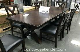 costco dining room furniture costco dining room sets costco dining room chairs