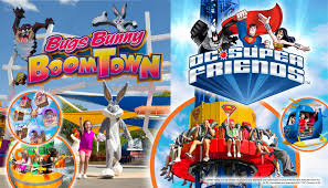 Season Pass Renewal Six Flags Check Out The New Bugs Bunny Boomtown At Six Flags Over Georgia