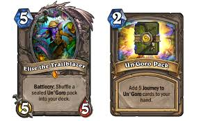 21 new cards coming to hearthstone look like changers