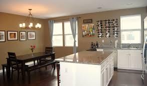 open concept kitchen dining room floor plans floor house plans