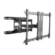 Tv Corner Wall Mount With Shelf Tv Wall Mounts Av Accessories The Home Depot