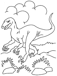 dinosaur coloring printable