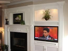 Custom Electric Fireplace by Custom Entertainment Centers Custom Wall Units Orlando Fl