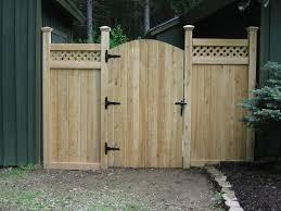 Garden Fence Types Fence Gate Design Ideas Myfavoriteheadache Com