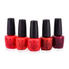 opi nail studio reds sleekhair com