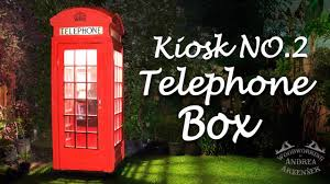 making a replica of old english telephone box ep 031 youtube