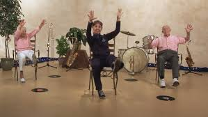 Chair Dancing New Dance And Exercise Program For Seniors Promotes Well Being