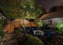 how to add accent lights to your trees and yard lightology