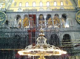 Largest Chandelier Don U0027t Let The Lines At The Hagia Sophia Deter You From Seeing It