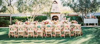 outdoor wedding venues az el chorro best outdoor wedding venues arizona