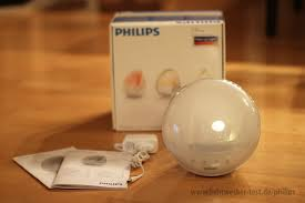 Philips Wake Up Light With Colored Sunrise Simulation Philips 3520 Light Iron Blog