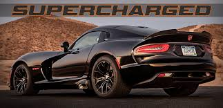 dodge viper turbo kit update supercharged v10 s been delivered to chrysler 770hp