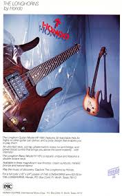 hondo ii guitars circa 1980 preservation sound