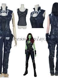gamora costume hot guardians of the galaxy gamora women girl
