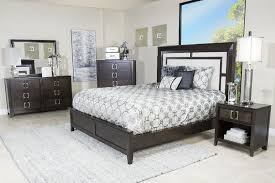 brighton mocha bedroom mor furniture for less