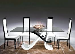 table de cuisine en verre trempé table de cuisine en verre cuisine table cuisine en verre et bois