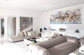 Wohnzimmer Grau Wohnzimmer Grau Braun Weiß Gepolsterte Auf Moderne Deko Ideen Mit