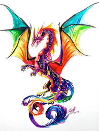 tattoo dragon water i think i am really starting to like the water color tats maybe the