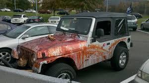 zombie jeep zombie car atbreak com