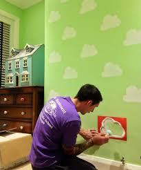 pare de 25 melhores ideias de stencil parede no paredes de