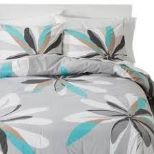 Room Essentials Comforter Set Textured Colorblock Comforter Set Blue Room Essentials Kids