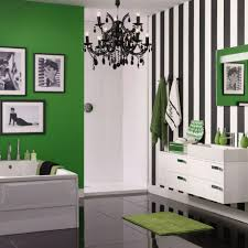 Black And White Bathroom Decor by Bathroom Purple And Black Bathroom Decor Color Ideas Unique On