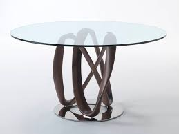 Designer Dining Tables Contemporary Tables Chaplins Chaplins - Designer round dining table
