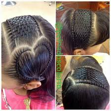 Braided Hairstyles With Weave 34 Best Braids Images On Pinterest Hairstyles Braids And