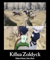 Hunter Meme - otaku meme anime and cosplay memes killua hunterxhunter hunter