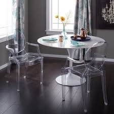 Perspex Dining Chairs Acrylic Furniture For Less Overstock