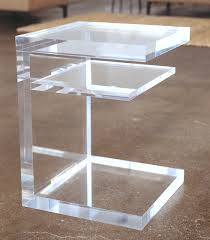s2 lucite side table room
