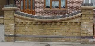 decorative garden wall bricks gardensdecor com