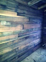 reclaimed wood raw treated trimmed single walls floors