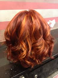 Red Hair Color With Highlights Pictures Love It Add Some Low Lights Too Red Copper Hair Hair Styles