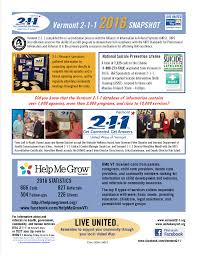 211 archives green mountain united way