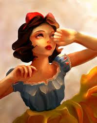 snow white shirinart deviantart