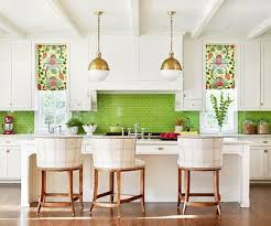 Backsplash Neutrals Kitchen Decor Amazing 30 Green Kitchen Decor Ideas That Inspire Digsdigs