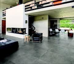 Grey Tile Living Room Memento Concrete Effect Porcelain Tiles Marazzi