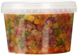 candied mixed fruit diced 1 lb amazon com grocery u0026 gourmet food