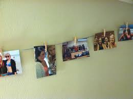 picture perfect diy photo hangers diycollege