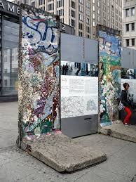 berlin wall sections wall to wall robert hton
