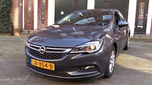 vauxhall astra 2017 opel astra 2017 start up drive in depth review interior exterior